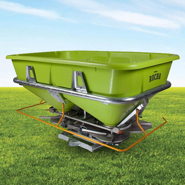 Centrifugal fertilizers