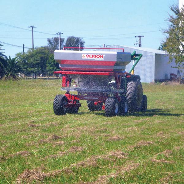 Solid Fertilizing