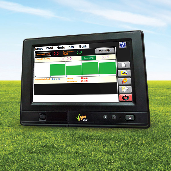 Fertilizer monitor